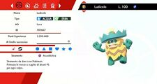 Ludicolo Ultra Shiny Battle Ready Pokemon Sword - Shield, Pokemon Spada - Scudo