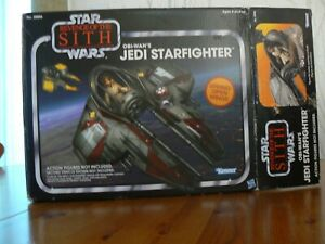 Obi Wan Kenobi's Jedi Starfighter