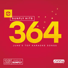 Sunfly Karaoke Hits - SF364 (June 2016) - FEAT Hold Up - Beyonce
