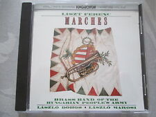 Liszt Marches for Brass Band - Dohos Morosi Hungarian Poeple's Army - CD Japan