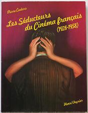 Livre photo: Les séducteurs du cinéma francais (1928-1958)