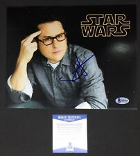 JJ Abrams signed BAS Authenticated Star Wars Rise of Skywalker Autograph 8x10