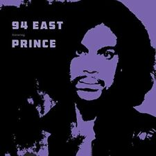 94 East featuring Prince (2016)  CD  NEW  SPEEDYPOST