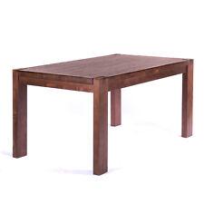 Esstisch Frassino Massivholz Esche in Walnuss 200x100 Esszimmer Tisch massiv