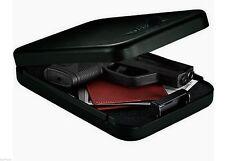 Safety Storage Solution Handgun Vault Security Pistol Case with Combination Lock