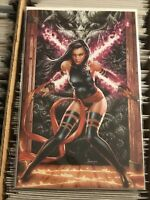 HELLIONS #1 PSYLOCKE JAY ANACLETO VIRGIN VARIANT COVER 2020 marvel comics x-men