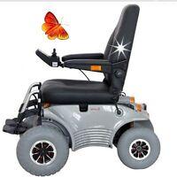Optimus 2 Meyra 10km/h Elektro-Rollstuhl E-Rollstuhl Aussenfahrer
