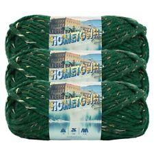 Lion Brand Yarn 135-318 Hometown Yarn, Riverdale Tweed (Pack of 3 skeins)