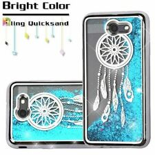 BLUE SILVER Dreamcatcher Quicksand CASE COVER FOR SAMSUNG Galaxy Halo / I8520