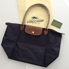 Authentic  Longchamp - Le Pliage  tote bag (  Bilberry Size L )