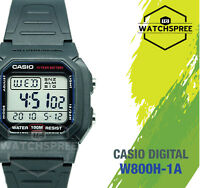 Casio Digital Watch W800H-1A