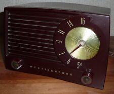 Vintage Westinghouse Radio H-384T5 (1953)