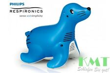 Inhalationsgerät 'Sami The Seal' für KINDER Philips Respironics -OVP-