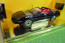 CHEVROLET CORVETTE COUPE 1984 cabriolet 1/18 AMERICAN MUSCLE ERTL 33177 voiture