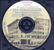 Long Branch, NJ - Entertaining A Nation + Bonus Books