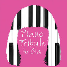 The Piano Tribute Players - Piano Tribute to Sia [New CD] Manufactured On Demand