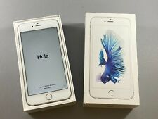 NEW Apple iPhone 6S+ Plus 16GB Silver White AT&T Cricket A1634 GSM