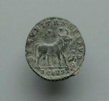 More details for julian ii, 'the apostate' bi double maiorina. roman coin.