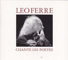 LEO FERRE - chante les poetes CD