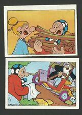 Barney Google & Snuffy Smith Comic Strip Cards from Spain B