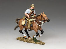 AL074 Mounted Kiwi Charging w/Rifle by King & Country