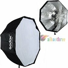 GODOX 80cm Octagon Umbrella Flash Softbox Reflector For Studio Flash Strobe【AU】