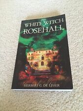 The White Witch of Rosehall by Herbert G.De Lisser 9781405085922