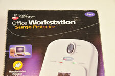 Power Sentry Office Workstation 8 Outlet Surge Protector   2200 Joules  New!
