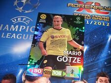 Panini Adrenalyn Champions League 2011-2012 Limited Edition Mario Gotze