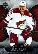 2013-14 UD Ultimate Collection #31 Mike Ribeiro