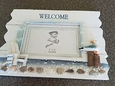 4 x 6 Seascape Picture Frame