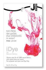 Jacquard iDye Fabric Dye Natural Fibres  14g  - Pink
