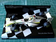 Jenson BUTTON - MINICHAMPS - BRAWN - BGP 001 - MUSEUM 400 pcs