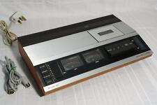 Vintage Bang & Olufsen B&O Beocord 1900 Stereo Cassette Recorder Deck