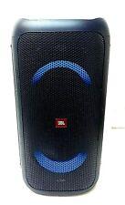 New listing Jbl Partybox 100 High Power Wireless Bluetooth Audio System w/Battery Black