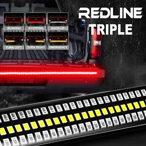 "60"" LED Strip Tailgate Bar for Pickup Truck Brake Reverse Turn Signal Tail Light"