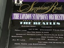 London Symphony Orchestra Play Music of the BEATLES Symphonic Rock cd CLEAN
