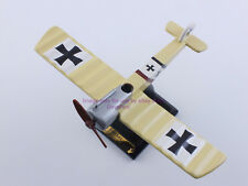 Fokker Eindecker E.III Airplane Wood Display Model - New - FREE SHIPPING