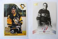 2000-01 Topps 1 of 23 Lemieux Mario  reprints  penguins