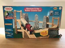 Thomas The Tank Engine Wooden Rollercoaster Train Set
