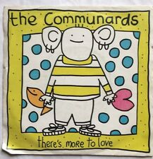 """The Communards - There's More To Love - London Records Picture Sleeve 7"""" Single"""