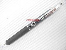 2 x Pilot Hi-Tec-C Slim Knock 0.3mm Retractable Rollerball Gel Pen, Black