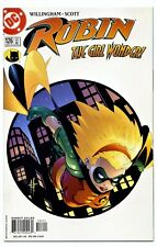 ROBIN Vol.2 #126(7/04)1st FULL STEPHANIE BROWN AS ROBIN(BATMAN)CGC IT(9.8)NM/MT!