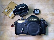 Nikon F2 Eye Level Black DE-1, With F2-A DP-11 head, Type E & K screens