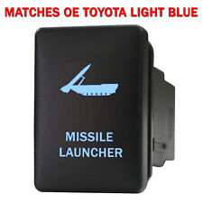 Push switch 948NB 12volt For Toyota OEM MISSILE LAUNCHER Tacoma LED NEW BLUE