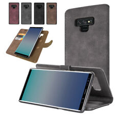 2-In-1 Removable Leather Wallet Case with Kickstand for Samsung Galaxy Note 9