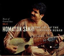 HOMAYUN SAKHI  the art of the afghan rubab  / CD + DVD