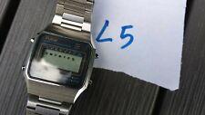 L5 Ancienne montre vintage PULSAR CHRONOGRAPH Etat neuf. Water resist N° 164677