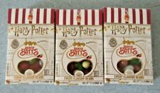 Harry Potter Bertie Botts - 3 PACK - Every Flavor Jelly Beans - Free Shipping!!!