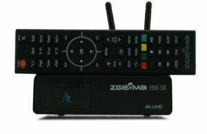Zgemma H9S SE Upgrade From H9S 300M WIFI DVB-S2X 4K UHD Satellite Receiver